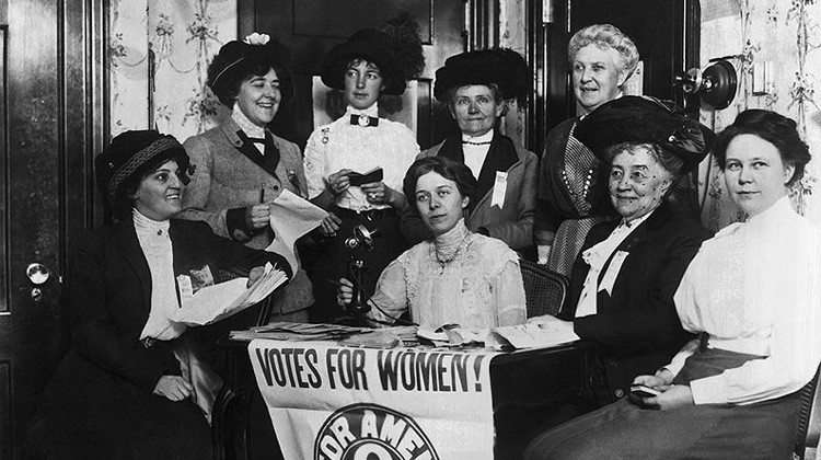 All IN: A Century of Votes for Women (Repeat)
