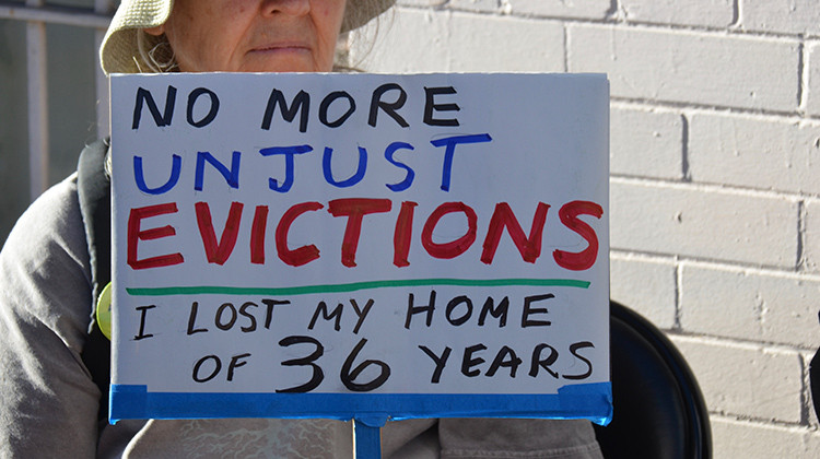 Evictions and Fair Housing