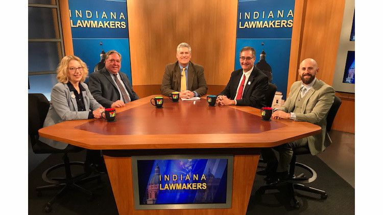 Indiana Redistricting Laws