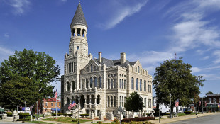 Indiana Landmarks: Rescued And Restored