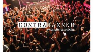 ContraBanned #MusicUnites