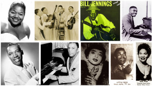 Rock & Roll Pioneers of Indiana Avenue