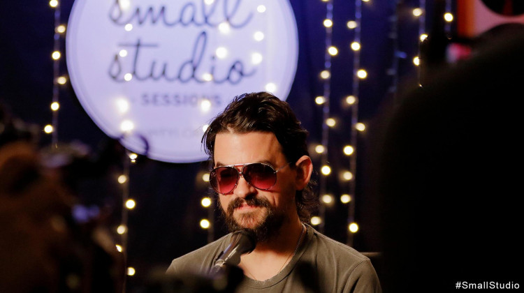 Small Studio Sessions: Shooter Jennings