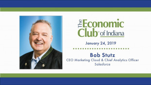 January 2019 - Bob Stutz, CEO Marketing Cloud and Chief Analytics Officer at Salesforce