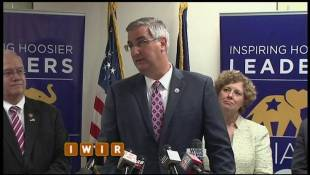 Indiana GOP Governor Nominee, Eric Holcomb - July 29, 2016