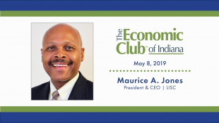 May 2019 - Maurice A. Jones, President & CEO of LISC