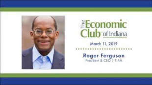 March 2019 - Roger Ferguson, President & CEO of TIAA
