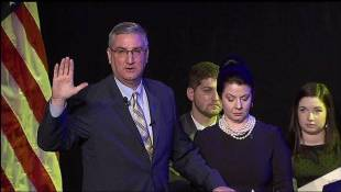 Governor Eric Holcomb - January 13, 2017