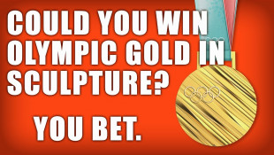Could Artists Win Olympic Medals? You Better Believe It!