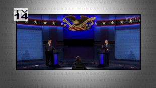 A Shambles of A Presidential Debate - October 2, 2020