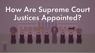 How Are Supreme Court Justices Appointed?