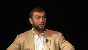 What John Green and Andrew Luck Love About Indianapolis