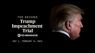 Live Coverage of the Second Trump Impeachment Trial