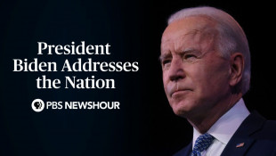 President Biden addresses nation on COVID-19 anniversary