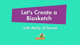 Let's Create a Biosketch | Curiosity Club