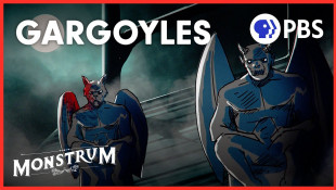 How Gargoyles Became Monsters | Monstrum