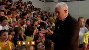 Mike Pence's Announcement - May 22, 2015