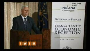 Pence criticizes the Obama Admin - April 18, 2014