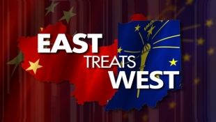 East Treats West
