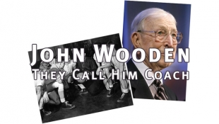John Wooden: They Call Him Coach