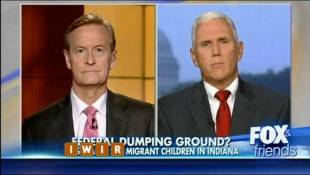 Mike Pence on Immigration - August 1, 2014