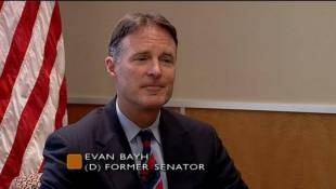 Evan Bayh's Decision - September 12, 2014