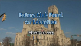 Rotary Panel Discussion