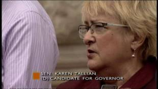 Karen Tallian Bid For Governor - May 15, 2015