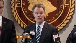 Joe Hogsett Resigns - July 18, 2014