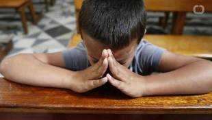 Prayer in School - March 31, 2017