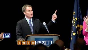 Joe Hogsett Run Away Win - November 6, 2015