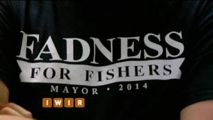 Mayor of Fishers - May 9, 2014