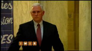 Governor Pence Says No to Syrian Refugees - November 23, 201