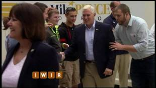 Pence Campaign Rallies - May 13, 2015
