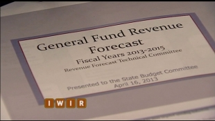 State Revenue - April 19, 2013