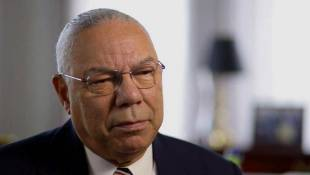 Colin Powell – A mentor from Attucks
