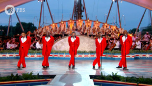 "The Temptations Perform ""My Girl"""