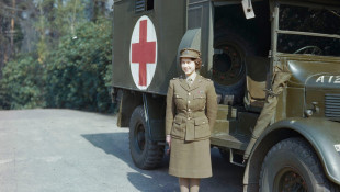 Princess Elizabeth Joins the Auxiliary Territorial Service