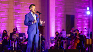 "Brian Stokes Mitchell - ""Make Them Hear You"""