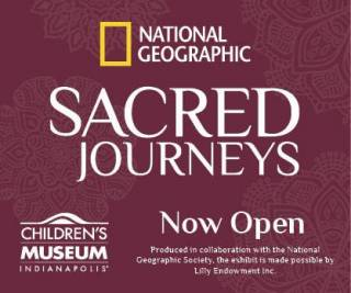 The Children's Museum - Sacred Journeys